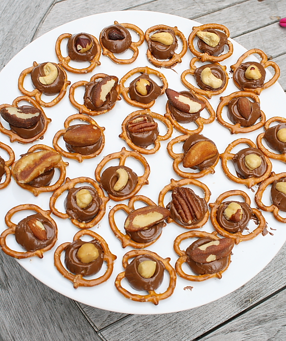 Celebration with Rolo Pretzel Turtles and Giveaway + 20% Off ...