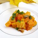 Squash Salad with Oranges and Olives