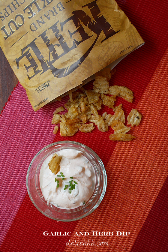 Garlic and Herb Dip